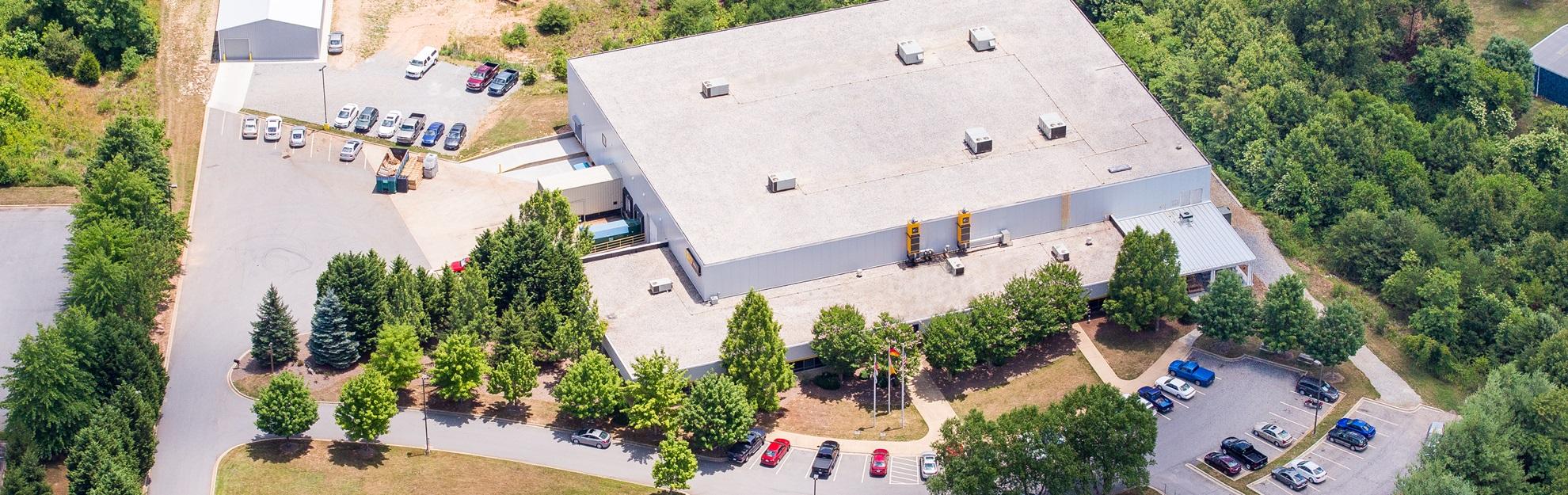 Reich LLC Fabrikhalle